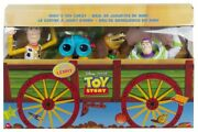 New Disney Pixar Toy Story Andy's Toy Chest Retro Collection 4 Action Figures Pk