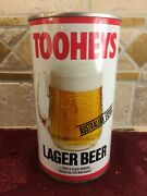 Tooheys Lager 24 Oz Collector Can By Tooheys Limited 1974 Excellent Empty