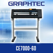 Graphtec 24 Ce7000-60 Vinyl Cutter + Floor Stand Free Shipping