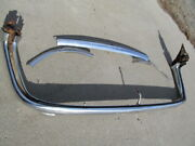 1954 1955 1956 Buick Roadmaster Super And Cadillac Convertible Windshield Moldings