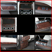 For Land Rover Discovery 5 L462 2017-2019 Rose Wood Grain Full Set Trim