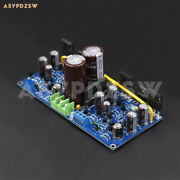 2ch L12 Mosfet Irfp140 Irfp9140 Power Amplifier Finished Board With Rectifier