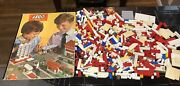 Vintage Lego 810 Town Plan Board 1960's With 750+ Pieces