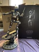 Jango Fett Premium Format™ Figure By Sideshow Collectibles - Exclusive Edition