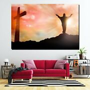 The Crucifixion And Resurrection Of Christ Christianity Religion And Jesus Canva