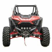 Fab Fours Sxfb14501 Front Bumper For 2020-current Polaris Rzr Xp Pro Models New