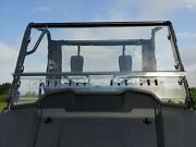 Honda Pioneer 700-4 - 2014+ Full Cab With A Vented Lexan Windshield