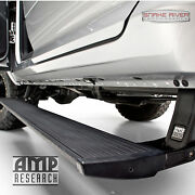 Amp Research Powerstep Plug-n-play For 2020-2021 Ford Transit Passenger Side Gas