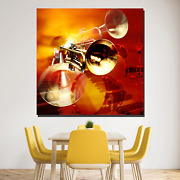 Saxophone Piano Drums