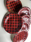 Christmas Noel Party Plates Bundle 6 Packs Of 12 Pc Paper Plates 6 Packs Of 12
