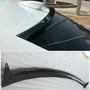 Fit For Cadillac Ats 2013-2020 Roof Spoiler Tail Lip Wing Bar Dry Carbon Fiber