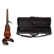 Ns Design Nxt4a Violin With Amber Burst Finish - Authorized Dealer