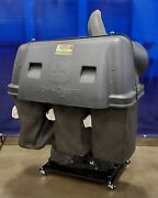 Bagger Storage Stand John Deere Click-n-go Riding Lawn Mower Tractor Power Flow