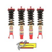 F2 Function And Form Coilovers For Honda Civic Ef 88-91 Type 2 F2-eft2