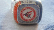 2018 Baltimore Orioles 1983 Commerative Coors Light World Series Ring