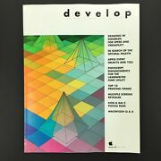 Vintage Apple Computer Programming Magazine Develop May 1992 Issue 10
