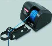 25 Lbs Saltwater Boat Electric Anchor Winch With Remote Wireless Control Marine