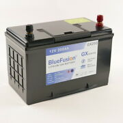 Bluefusion Gx200 Lithium Ion Battery 200ah 12v For Electric Trolling Motors