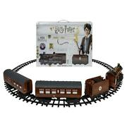 Harry Potter Hogwarts Express Train Set Battery Powered Ready To Play Complete