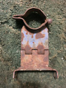 Tx13196 - A Used Top Link Holder For A Long 350, 2360, 2460, 2510, 2610 Tractors