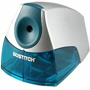 Bostitch Personal Electric Pencil Sharpener Blue Eps4-blue Office Products
