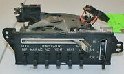 1976-79 Plymouth Fury A/c Heater Control With Switch