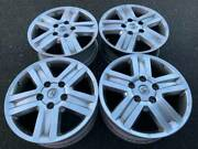 Set Of Factory Oem 20x8 Et60 Toyota Tundra Sequoia Rims 5x150 Good Used Cond