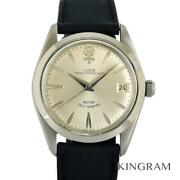 Tudor Oyster Date 7966 Mechanical Automatic Menand039s Watch From Japan
