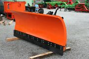 Snow Plough 3.0m Any Tractor Loader Telehandler Or Rear Linkage