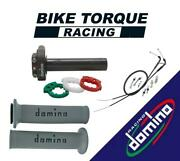Domino Xm2 Quick Action Throttle Kits With A010 Grips To Fit Boss Hoss Bikes