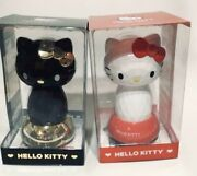 Hello Kitty Sanrio 4d Electric Facial Cleansing Brushset Of 2 Blackandwhite F/s