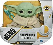 Baby Yoda Star Wars Mandalorian The Child Talking Plush Toy Sounds Accessories