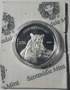 😃2020 Republic Of Ghana African Leopard 1 Oz 999 Silver Coin 10k Minted