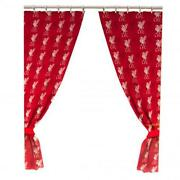 Liverpool Fc Curtains Official Merchandise