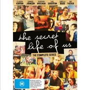 The Secret Life Of Us - Complete Series [non-usa Format Pal Region 2 And 4] 25 Dvd