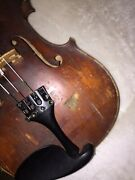 1899 Louis Lowendall Violin Used Condition String Missing No Cracks
