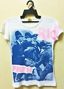 Vintage 70s Riot Filth Punk T-shirt Seditionaries Fifth Column Boy Kitsch22