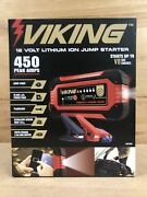 Power Pack Portable Lithium Ion 12v Battery Charger Jump Starter And Usb