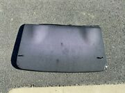 2002-2004 Mercedes C230 Hatchback Cargo Cover Privacy Shade