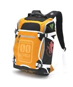 Device Andtimes A.t.field Helmet Backpack Evangelion Collaboration Workson Yellow