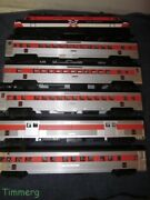 Mth Premier 20-2197-1 New Haven Ep-5 Electric W/5 Passenger Cars Mib