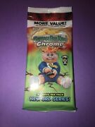 Topps Garbage Pail Kids Chrome Pack New 3rd Series