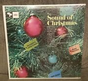 The Sound Of Christmas Record Sealed 6515 Capitol 1966 Lp Bing Crosby Old Stock