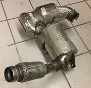 Original Mercedes Bus 910 W910 Catalytic Converter Exhaust Particle Filter Fully