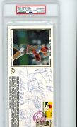 1988 Gateway Stamps Fdc Signed Olympic Team Gold Medal Winners Jim Abbott Psa