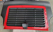 Porsche Oem 911 Sc 930 Guards Red Whale Tail And Deck Lid. Plug And Play