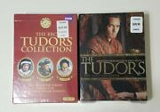 The Bbc Tudors Collection And The Tudors Complete Series Dvd Lot -- New Sealed