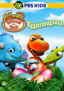 Pbs Kids Dinosaur Train Eggstravaganza Dvd 2012 New Sealed Not Rated Animated