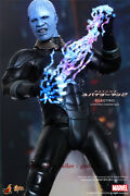 Hottoys Ht 1/6 Mms246 The Amazing Spider-man 2 The Flash Action Figure In Stock
