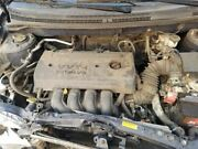 Driver Left Center Pillar Without Ground Effects Fits 03-08 Corolla 231422